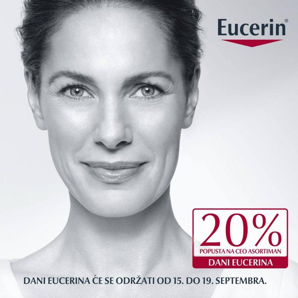 Dani Eucerina – pravo vreme za pravu kupovinu!