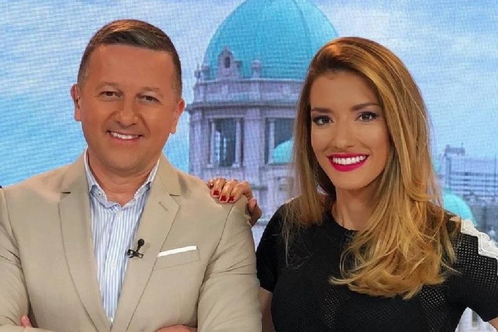 ZVANIČNO SAOPŠTENJE TELEVIZIJE PRVA! Jovana Joksimović i Srđan Predojević nisu više voditelji JUTRA!