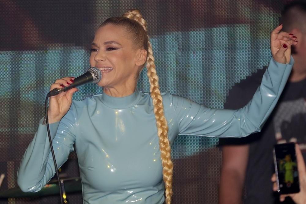 pevačica Nataša Bekvalac