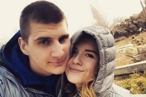 OŽENIO SE NIKOLA JOKIĆ: NBA zvezda izgovorila sudbonosno da Nataliji u rodnom Somboru!