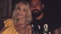 Nije mogla da sakrije emocije: Nikolina Kovač uputila emotivnu poruku suprugu Saši Kaporu