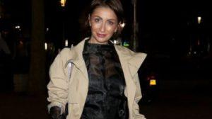 Suzana Perić pozitivna na korona virus