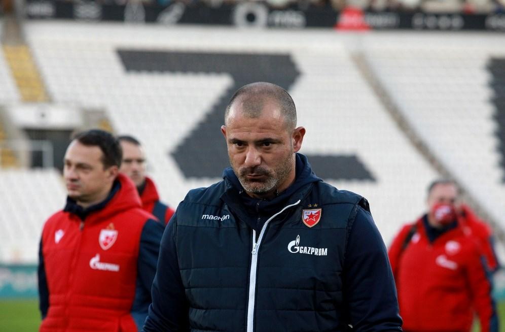 Dejan Stanković pred finale Kupa: Da zaokružimo divnu sezonu!