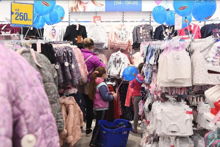 Otvorene prve PEPCO prodavnice u Srbiji