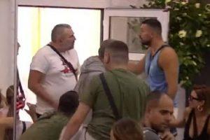 Žestoka tuča u Zadruzi: Miki fizički nasrnuo na Vladimira Tomovića, Đuričić diskvalifikovan