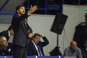 Vlado Šćepanović: Karakter se meri posle ovakvih utakmica, a ja neću odustati