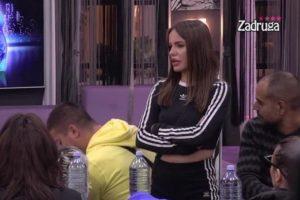 "Elena Stojčić DISKVALIFIKOVANA iz ""Zadruge 4""! (VIDEO)"