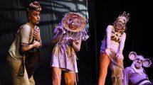 """""""KRADLjIVCI KOKOSOVIH ORAHA"""" Predstava za decu inspirisana bajkom naroda Lulu"""