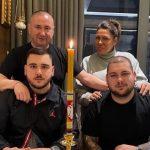 VESELO U ĐANIJEVOM DOMU: Pevač sa porodicom slavi što je postao DEDA!