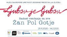 U prodaji ulaznice za izložbu Žan Pol Gotjea Ljubav je ljubav: Radost venčanja za sve