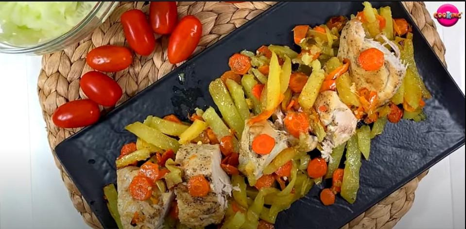 RECEPT DANA: Meso sa krompirićima (VIDEO)