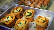 RECEPT DANA: Punjeni hleb (VIDEO)