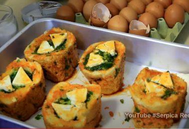 RECEPT DANA: Punjeni hleb (VIDEO)