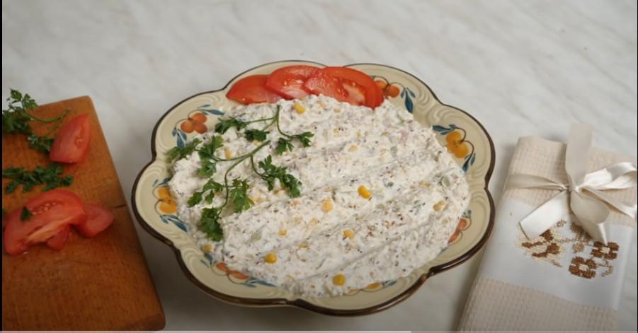 RECEPT DANA: Susam salata