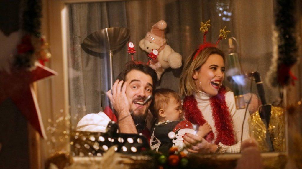 Kada se spoje pevačke zvezde i influenseri nastaje novogodišnja magija!