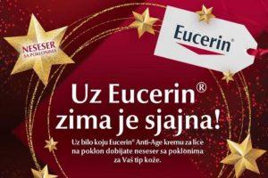 Uz Eucerin i poklon nesesere zima je sjajna
