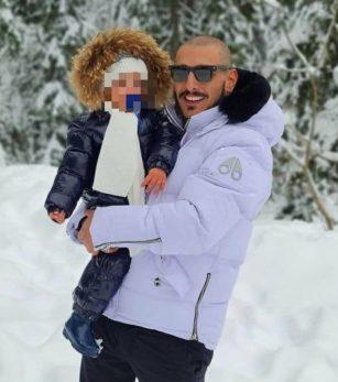 Darko otišao na planinu, a sada se oglasio i pokazao kako uživaju u snegu!