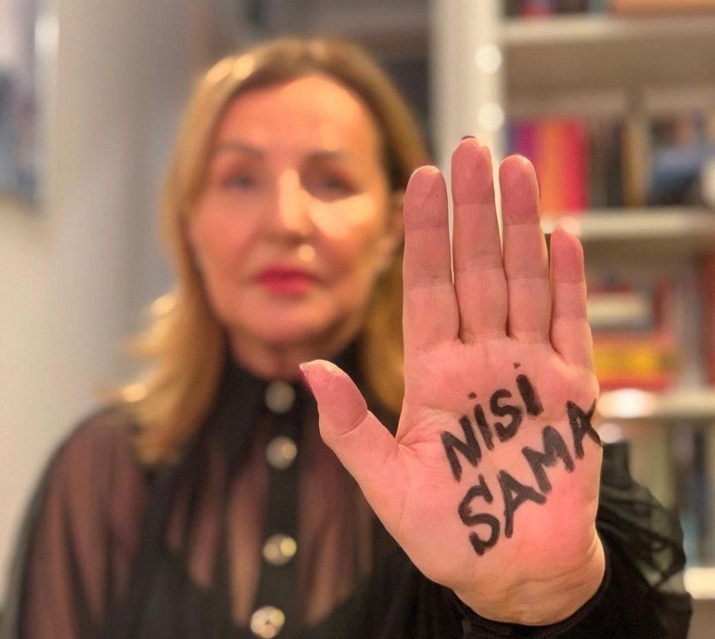 Ana Bekuta poslala snažnu poruku žrtvama nasilja