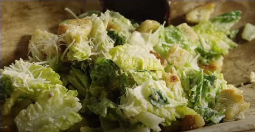 RECEPT DANA: Cezar salata (VIDEO)