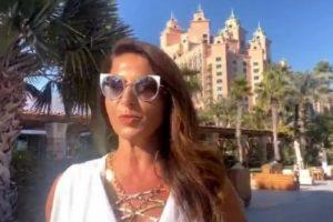 SANjA MARINKOVIĆ UŽIVA NA ODMORU: Posle teškog perioda, voditeljka se opušta u Dubaiju (FOTO)