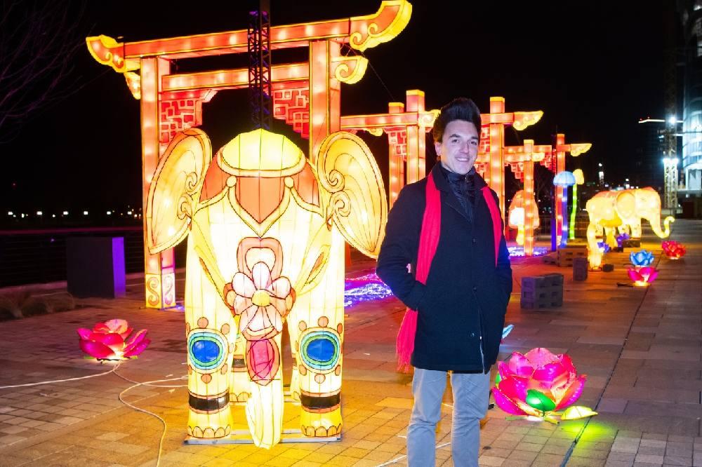 Počeo Kineski festival svetla u Beogradu i Novom Sadu