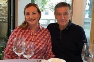 ŽAR IZMEĐU NAS JE SVE VEĆI: Ana Bekuta i Mrkonjić proslavljaju 9 godina veze!