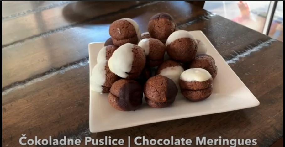 RECEPT DANA: Čokoladne puslice (VIDEO)