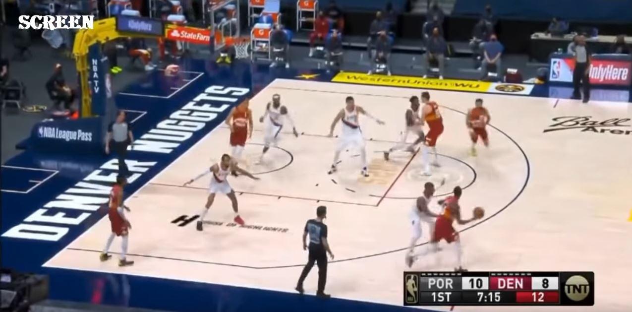 JOKIĆ OPET BRILJIRAO: Srbin ubacio 41 poen, bez izgubljene lopte (VIDEO)