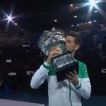 ĐOKOVIĆEVA MAGIJA U MELBURNU: Pogledajte najboljih 18 poteza Novaka na Australijan openu (VIDEO)