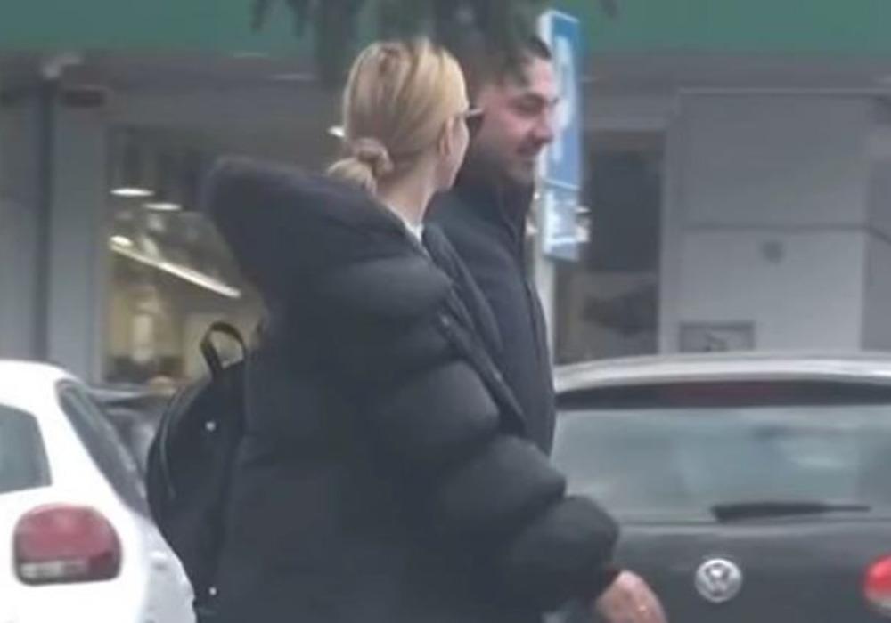 Milica Todorović i Jugoslav Karić uhvaćeni zajedno... I ljube se!