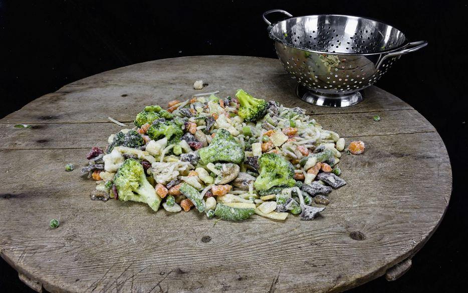 RECEPT DANA: Zapečeno povrće sa pršutom