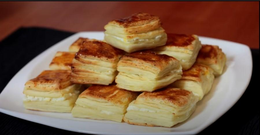 RECEPT DANA: Pogačice sa sirom (VIDEO)