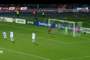 Jermenija se ne šali: Za dva minuta do preokreta i pobede nad Rumunijom