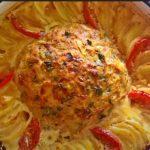 RECEPT DANA: Šešir od mesa i krompira (VIDEO)