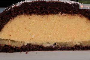 RECEPT DANA: KUMBET biskvitni kolač sa kremastim filom (VIDEO)