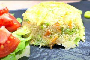 RECEPT DANA: Kus kus salata (VIDEO)
