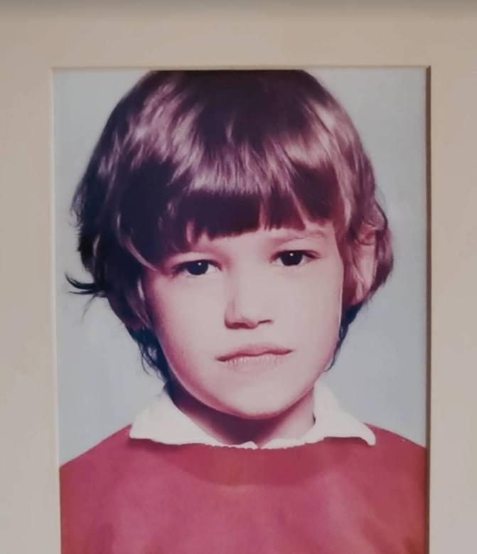 Nataša sa sedam godina: Videlo se da ću izrasti u muškarčinu