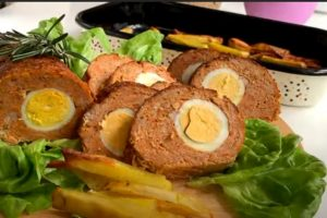 RECEPT DANA: Rolat od mesa (VIDEO)