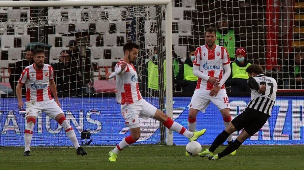 Asano i Holender doneli pobedu Partizanu protiv Radničkog!