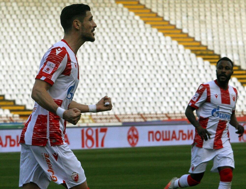 Zvezda posle drame izbacila Radnik, crveno-belih jurišaju na trofej