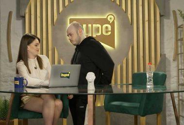 Skandal: Rumenić napustio HYPE studio zbog Karleuše!