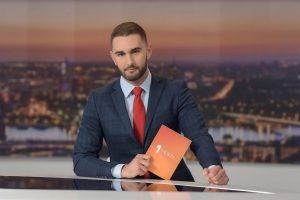 Novo pojačanje Prve televizije: Stefan Stanković se priključio timu najboljeg informativnog programa