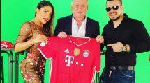 Davor Badrov i Sandra Afrika oduševeli fudbalsku legendu Andreasa Bremea