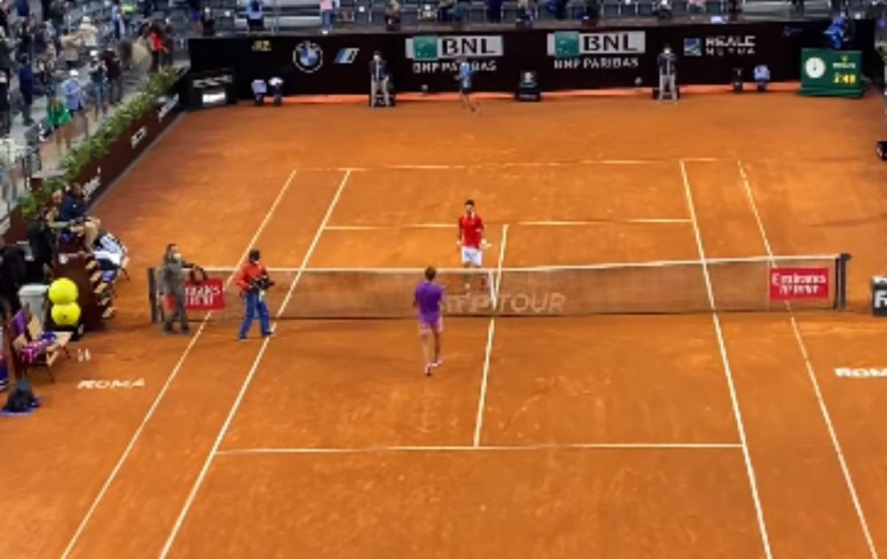 Đoković bez titule, Nadal osvojio trofej na mastersu u Rimu