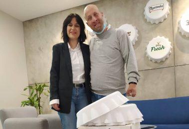 """Apatinska pivara već sedam godina uz """"Čep za hendikep""""! Uručeno 1,25 tona čepova"""
