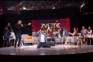 """Takmičar ZG imitirao Popovića i čuveno """"dalje ide"""", Voja zbog ovoga pao na kolena!"""