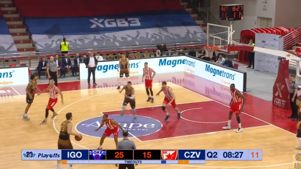 Igokea u Laktašima ponovo Zvezdi držala čas košarke, odluka u Beogradu