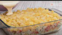RECEPT DANA: Musaka sa krompirom i sirom (VIDEO)
