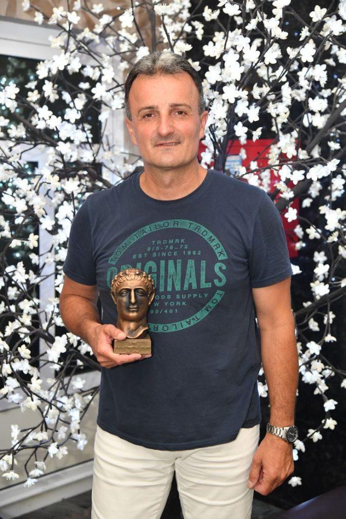 Ivan Milinković: Nagrade su draže u solo karijeri