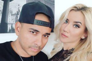Husa Beat Street oženio dve decenije mlađu pevačicu Andreu Došen